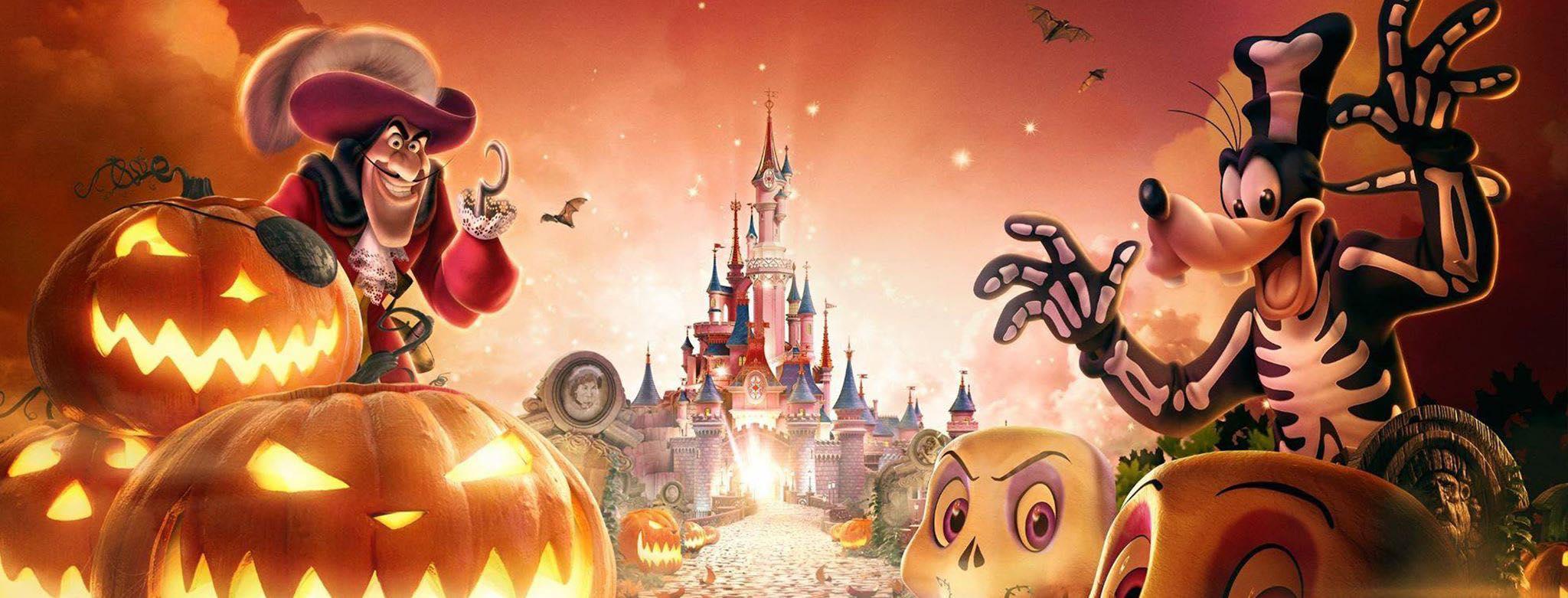 Saison Halloween Disneyland Paris 2020 Disneyland Paris – Octobre 2020 – Halloween – Funny Tours Voyages